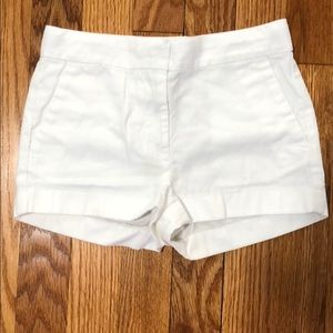 J.Crew Crewcuts factory store white shorts